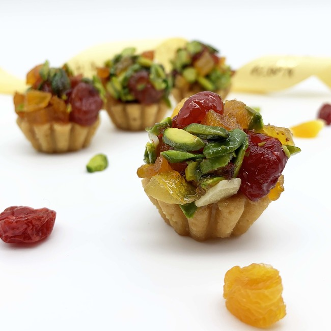 Baaji's Sweet with Pistachio, Apricot and Cherry
