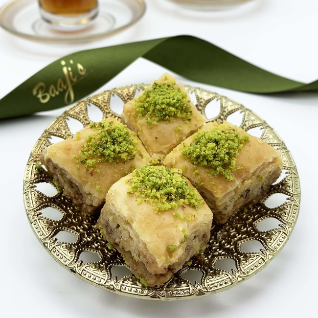 Honey Baklava Walnut